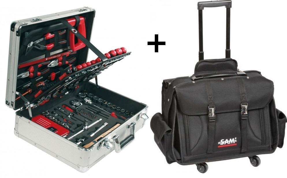 mallette outils parat 481 trolley. Black Bedroom Furniture Sets. Home Design Ideas
