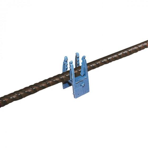 Cale à béton conique pour enrobage de 25 mm SOFOP TALIAPLAST - 600118