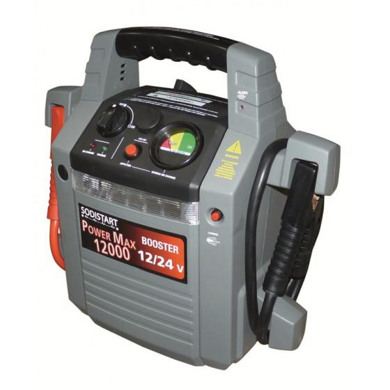 SODISE-Booster de démarrage-Power max 12000-04026