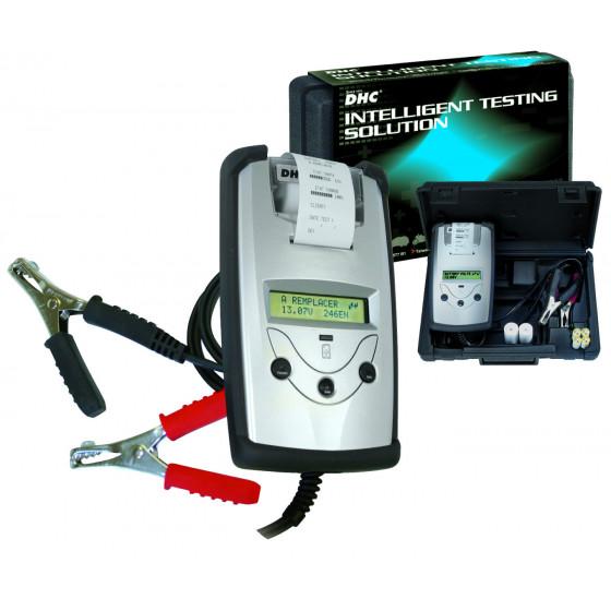 SODISE-Testeur de batterie digital 12 V avec imprimante-04040