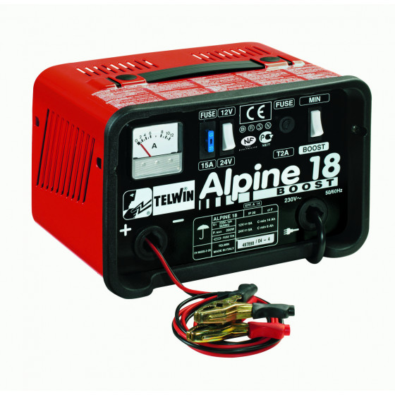 SODISE-Chargeur batterie Alpine 18 Boost-04448
