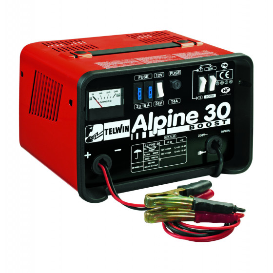 SODISE-Chargeur batterie Alpine 30 Boost-04471