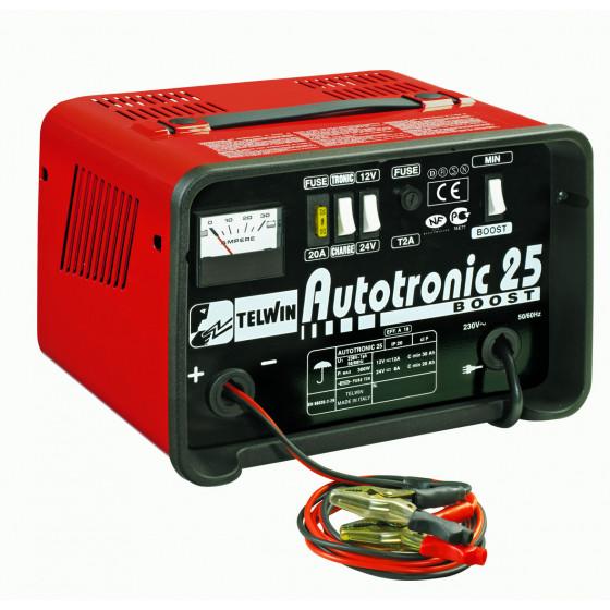 SODISE-Chargeur electronique automatique Autotronic 25-04481
