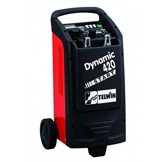 SODISE-Chargeur demarreur Dynamic monophasé-Dyn.420 Start-04521