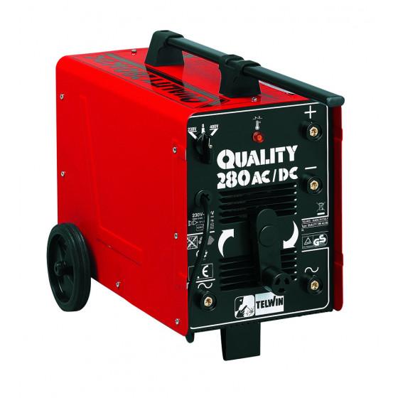 SODISE-Poste a souder a l'arc a courant alternatif ou continu-Quality 280 AC/DC-05150