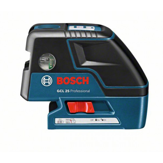 BOSCH OUTILLAGE -Laser points GCL 25 Professional- 0601066B00