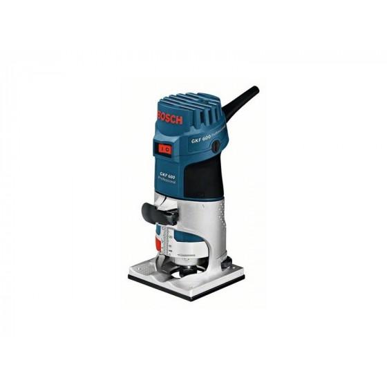BOSCH OUTILLAGE -Affleureuse GKF 600 Professionall- 060160A102