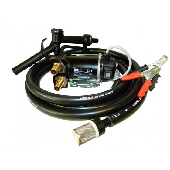 SODISE-Kit pompes gasoil eko auto-amorcantes 12 V-08563