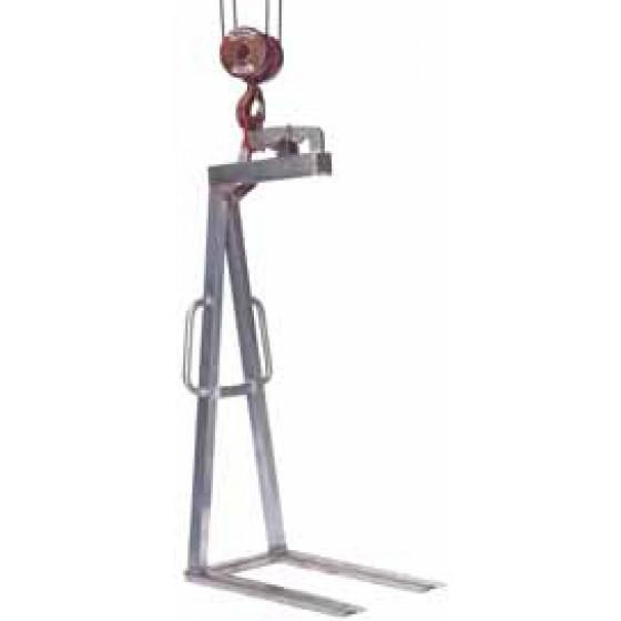 EICHINGER-1051 A-Léve-palette Aluminium, écartement fixe
