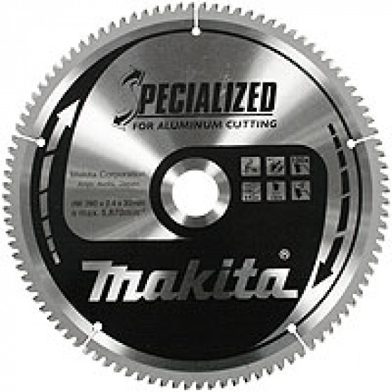 Lame carbure Ø 305 mm ''Specialized'' pour aluminium, pour scies radiale et à onglets MAKITA-B-09678