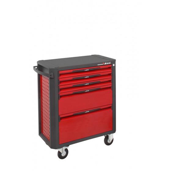 Servante d'atelier 5 tiroirs SORI - 12500