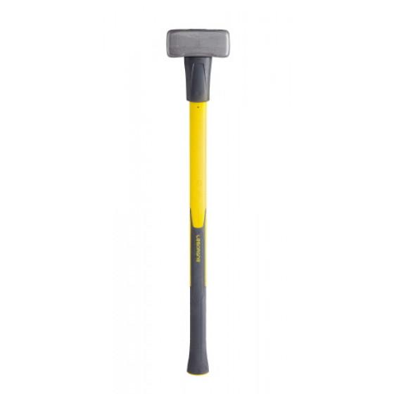 Masse Nanovib® 3 kg manche bi-matière 80 cm FISKARS LEBORGNE-  127309