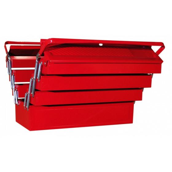 SORI-Boite à outils 7 compartiments BOX477- 782217