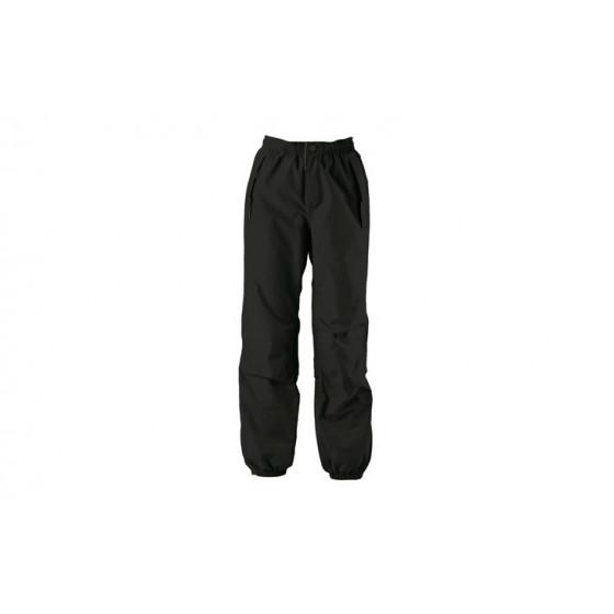 Pantalon tissu tri-couches imperméables Noir DIADORA RING - 14819780013