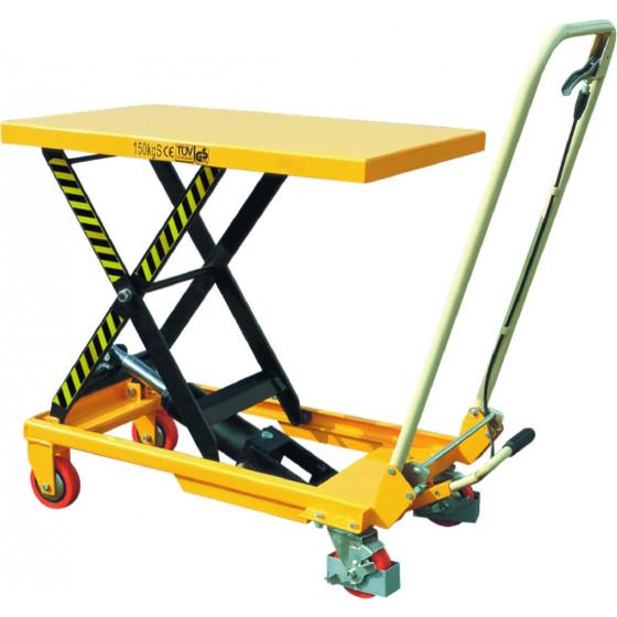 SODISE-Table elevatrice mobile-150Kg-15324