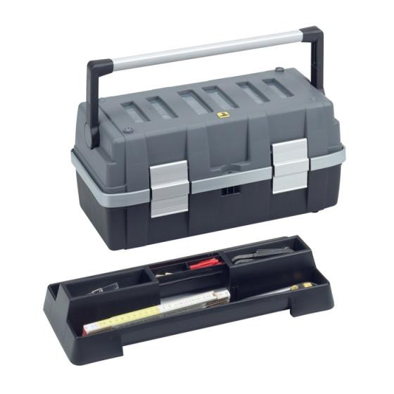 Boîtes à outils COMPACTBOX en polypropylène 470x250x215 SORI-457010