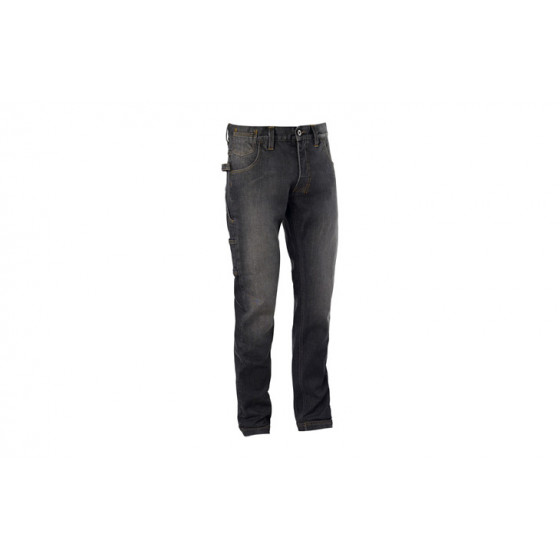 Jeans Denim stretch 5 poches Gris DIADORA STONE  - 15959075003