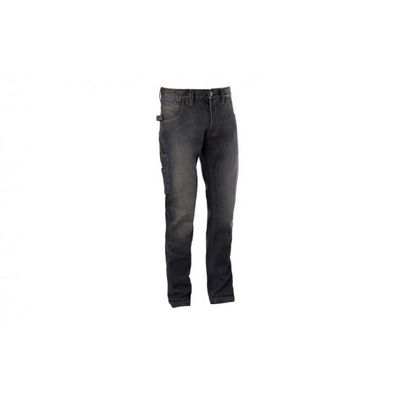 Jeans Denim stretch 5 poches Gris DIADORA STONE  - 15959075003