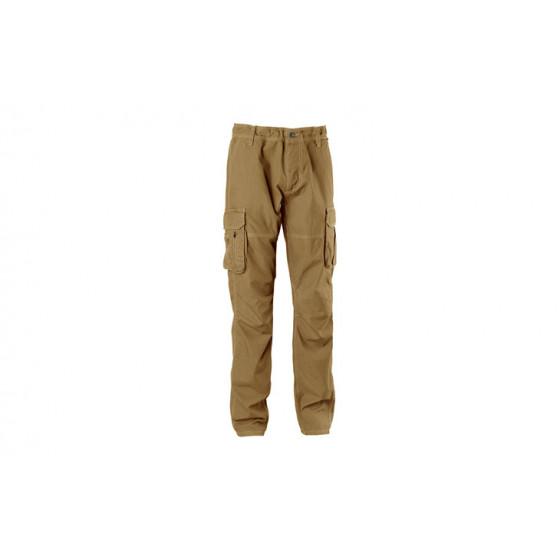 Pantalon de travail cargo d'été DIADORA poches latérales avec porte-objets Beige WIN II - 16030525064