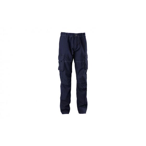 Pantalon de travail cargo d'été DIADORA poches latérales avec porte-objets Bleu WIN II - 16030560052