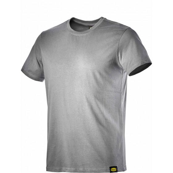 T shirt en coton jersey Gris DIADORA - 160306750700