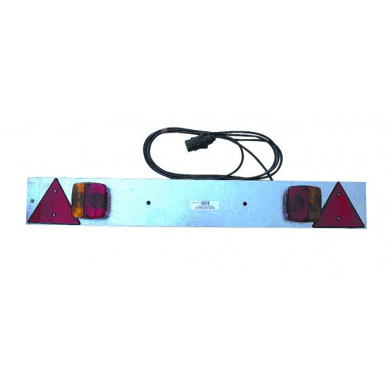 SODISE-Rampe d'éclairage pour remorque bagagère-16135