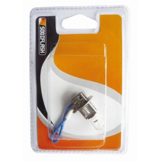 Lampe Iode H3 12V 55W  sous Blister - 16231