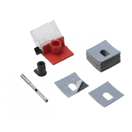 KIT EASY GRES TREPAN Ø 10 mm RUBI - 04929