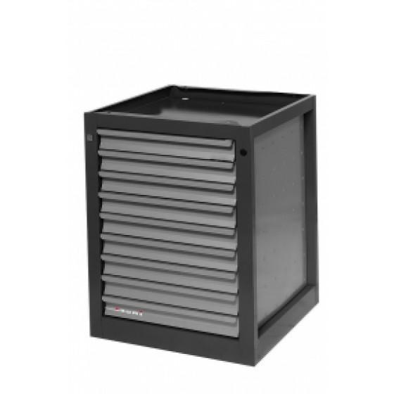 Bloc 9 tiroirs pour établis TABLIPRO SORI -MB9T