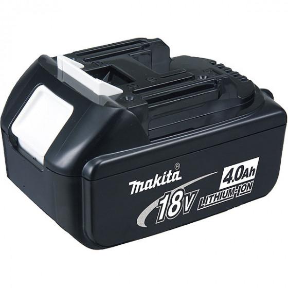 MAKITA  - Batterie BL1840 Makstar Li-Ion 18 V / 4 Ah  - 196399-0