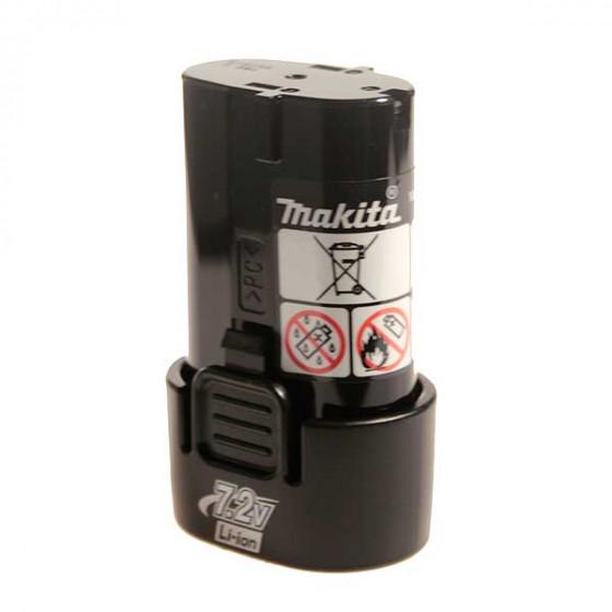 Batterie Li-Ion 7,2 V / 1 Ah - BL7010 MAKITA-194355-4