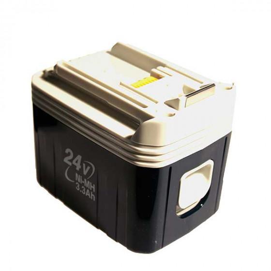 Batterie BH2433 Makstar Ni-Mh 24V / 3.3 Ah MAKITA-193739-3