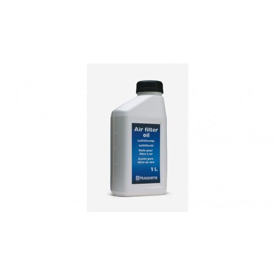 HUSQVARNA- Huile pour filtre a air 1 litre- 531009248