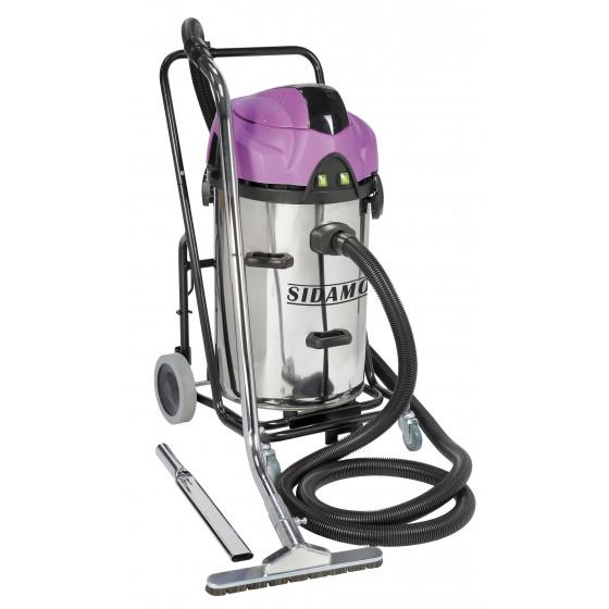 Aspirateur SIDAMO JET 60 i DR Filtre Classe H Spécial Ramonage- 20402049