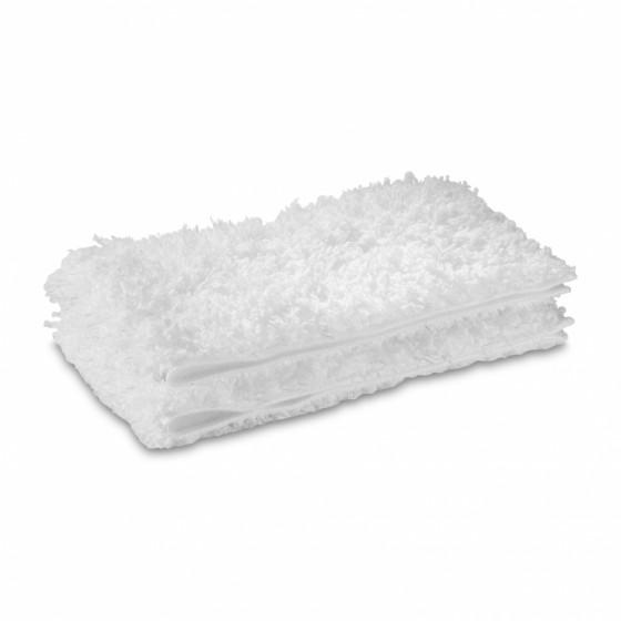 Serpillères microfibres pour buse sol Confort Plus KARCHER - 2.863-020.0