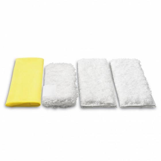 Set de nettoyage pour la cuisine pour nettoyeur vapeur KARCHER - 2.863-172.0