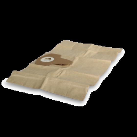 4 Sac papier pour Aspirateur AS - 30 PRO RUBI - 50964