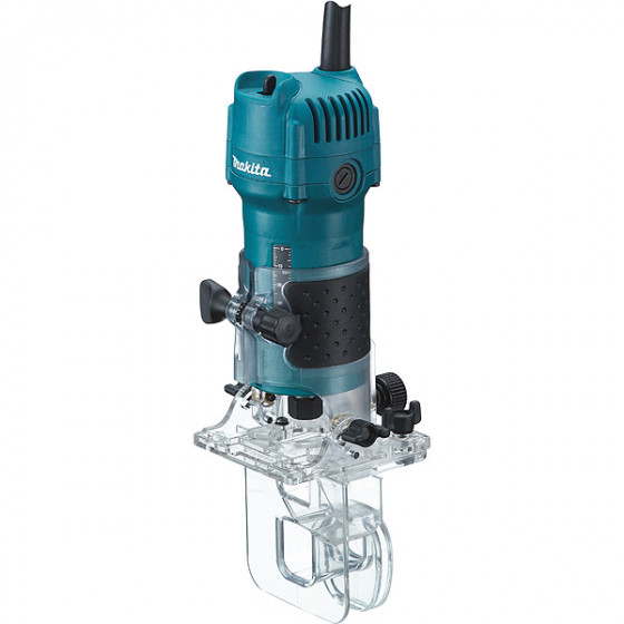 MAKITA-Affleureuse Ø 6 mm-3710