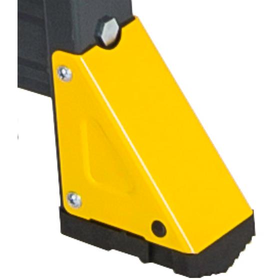 Pack sols difficiles ( 4 pieds élargis) pour Stepper CENTAURE - 380479