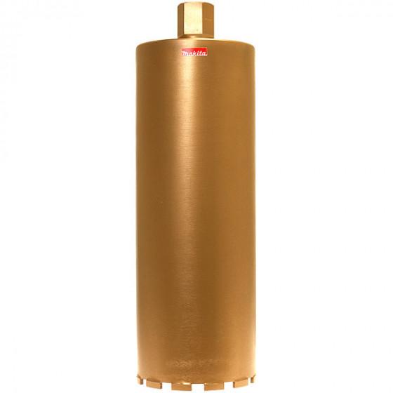 """Trépan à eau diamant dwc4 Ø 132x400L (alésage 1-1/4"""" - 5/4"""") MAKITA- P-65838"""