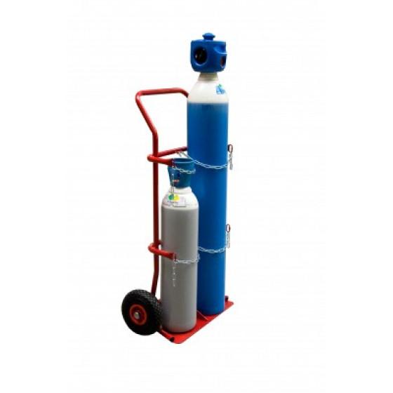 FIMM- Diable porte bouteille d'atelier 200 kg -  810000152
