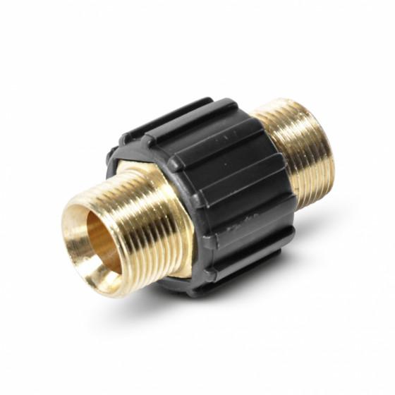 Coupleur pour raccorder et rallonger des flexibles HP KARCHER - 4.403-002.0