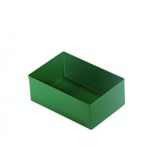 Casier plastique 108X162X63 vert RUBI - 456318