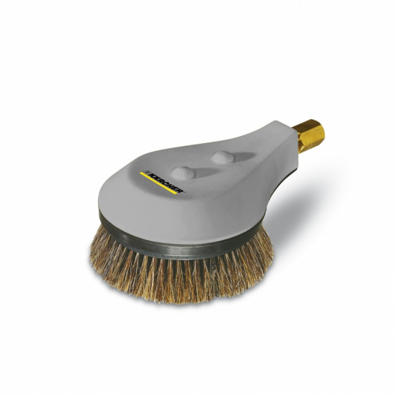 Brosse de lavage rotative pour appareils < 800 l/h, poils naturels KARCHER -4.762-560.0