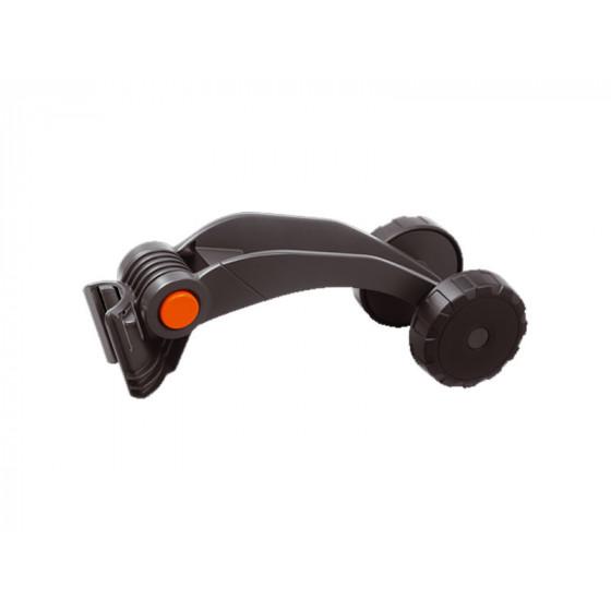 GARDENA-  Roulettes supplémentaires Pour un guidage simple du coupe-herbe- 5306-20