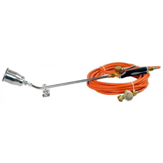 Pack étancheur Stainless Steel' Express :1 godet + 1 col + 1 manche à gachette + tuyau + 1 detendeur GUILBERT EXPRESS -6212