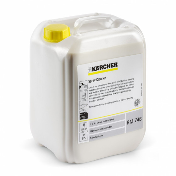 Spray Cleaner RM 748 KARCHER 10l - 6.295-162.0