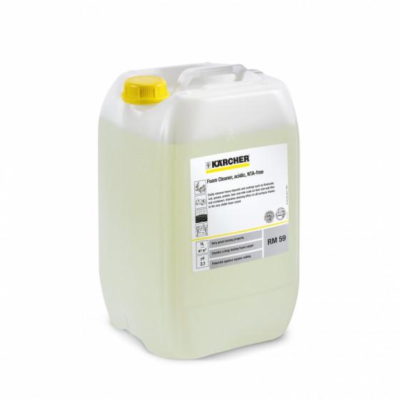 Agent moussant acide RM 59 ASF KARCHER 20l- 6.295-192.0
