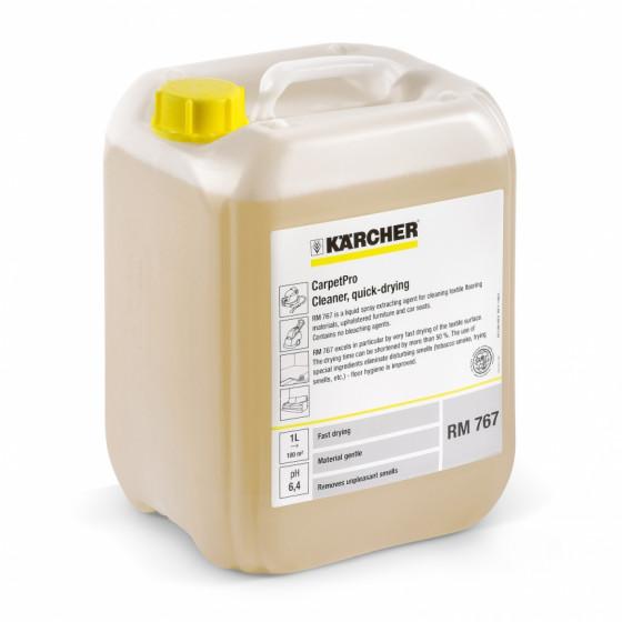 RM 767 10 L Poudre  injecteur/extracteur KARCHER 10l- 6.295-198.0