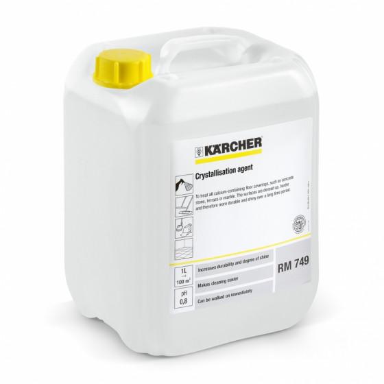 Agent de cristallisation RM 749 KARCHER 10l- 6.295-284.0